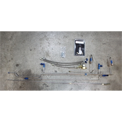 Garage Sale - Total Performance Stainless Steel Brake Line