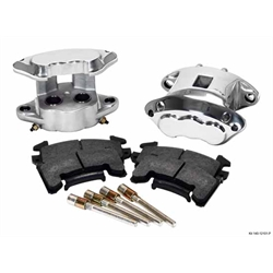 Wilwood 140-12101-P D154 Rear Brake Caliper Kit, Polished