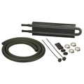 Derale 13200 Power Steering Cooler Kit, 2-Pass, 12-5/8 x 2-1/2 Inch