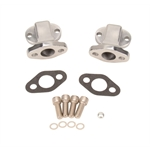 Modular Electric Water Pump Adapters for Small Block Chevy