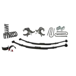 S-10 5 Inch Front/ 5 Inch Rear Drop Lowering Kit