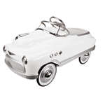 Murray Comet Style Pedal Car - White