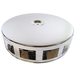 Garage Sale - 14 Inch Louvered Corvette/GTO Style Air Cleaner
