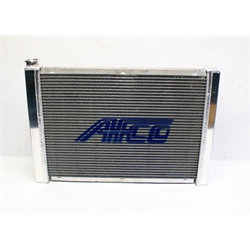 Garage Sale - AFCO 80111N Lightweight Single Row Radiator, 1 Inch Core