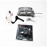 Garage Sale - Aluminum 7/8 Bore Master Cylinder Kit With Bracket and Valve, 261-13271