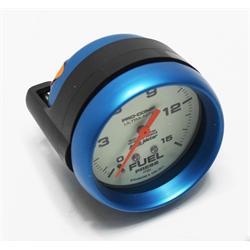 Garage Sale - Auto Meter 4511 Ultra-Nite Mechanical Fuel Pressure Gauge, 2-5/8 Inch
