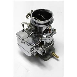 Garage Sale - Speedy's 9 Super 7 Chrome Primary 3-Bolt 2 Barrel Carburetor