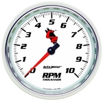 Auto Meter 7298 C2 Air-Core In-Dash Tachometer Gauge, 5 Inch