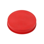 Bassett 3CAPR Full Metal Jacket Center Wheel Mud Plug, Plastic