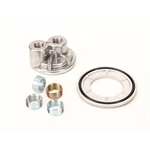 Perma-Cool 195 Universal Spin-on Bypass Port Oil Filter Adapter