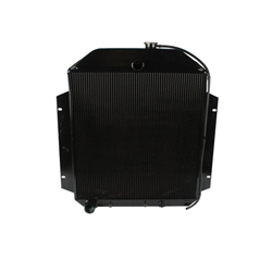 Walker BZ-489-1 Z-Series 1942-47 Ford F100 Radiator for Ford Engine