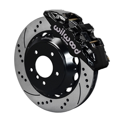 Wilwood 140-13582-D AERO6 SRP Front Disc Brake Kit, 14 Inch