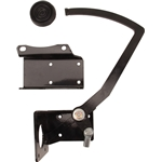 1947-1954 1/2 Ton Chevy/GMC Pickup Power Brake Pedal Assembly