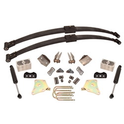 1935-40 Ford Composite Leaf Spring Rear Suspension Kit