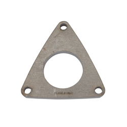 GM F-Body LS1 Exhaust Flanges, Mild Steel