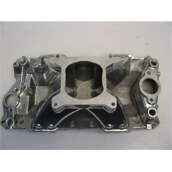 Garage Sale - Power+Plus Huricane Small Block Chevy 360 Intake Manifold, Polished