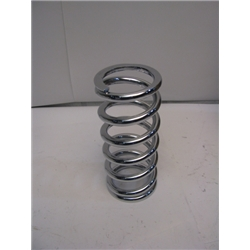 Garage Sale - AFCOIL 8 Inch Chrome Coil-Over Spring, 375 Rate