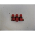 Garage Sale - Waterman 3-Way Manifold For Micro-Bertha Pumps
