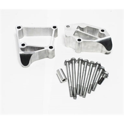 Garage Sale - Holley 21-3 LS Acc Drive Bracket Install. Kit, Long, Long Style Pump