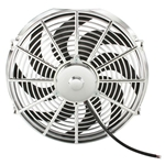 Garage Sale - 14 Inch Chrome Curved Blade Electric Fan