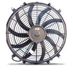 AFCO 80179 Electric Cooling Fan, 14 Inch S-Blade