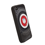 Steelie & Whitewall iPhone Cover - Black