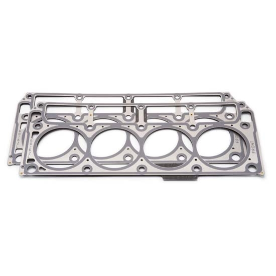 Cylinder Head Gasket 2 Per Engine 07v103147: Edelbrock 7387 Cylinder Head Gasket, Small Block Chevy LS2