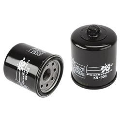 K&N Filters KN-138 Mini Sprint Racing Oil Filter, Suzuki