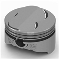 KB Chevy 400 Hyperutectic Pistons, .150 Dome, 6.0 Rod