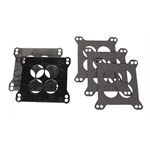 Mr Gasket 97 Carburetor Insulator Plate, Holley/AFB Carbs, 1/4 Inch