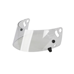 Simpson J88600 Replacement Helmet Shield for JR Speedway Shark, Clear
