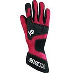 Garage Sale - Sparco Gloves - Wind - SFI 12 X-Large - Red