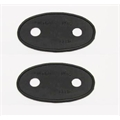 1932 Ford Headlight Bar Rubber Mount Pads