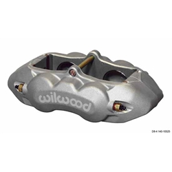 Wilwood 120-10525-RD D8-4 Front Caliper, 1.88 Pistons / 1.25 Inch Disc