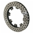 Wilwood 160-5865 Ultralite 32 Vane Drilled Vented Iron Rotor, 12.19 In