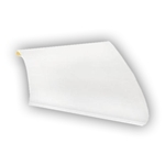 1930-31 Ford Model A Fiberglass Hood for 1932 Grille