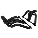 Speedway Mid-Length Modified Racing Headers, Painted Black