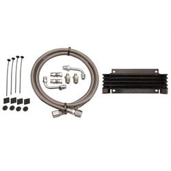 Performance Automatic PA99207 Ford Trans Cooler Kit, 5 Row, 11 FT Line