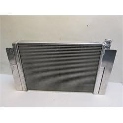 Garage Sale - AFCO 80103FNP Mopar B/C-Body Performance Aluminum Radiator - 17-1/2 X 25-3/4