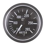Stewart Warner 284B72 Heavy Duty Water Temperature Gauge