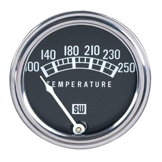 similiar stewart warner auto gauges white keywords stewart warner 82210 72 std mech water temp gauge 72 inch capillary