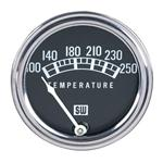 Stewart Warner 82210-72 Std Mech Water Temp Gauge-72 Inch Capillary