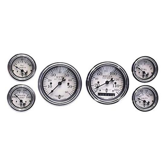 stewart warner auto gauges