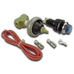 AFCO 85193 Warning Light Kit, Oil Temp.