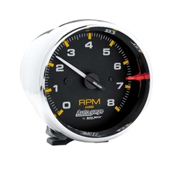 Auto Meter 2301 Auto Gage Air-Core Pedestal Tachometer Gauge