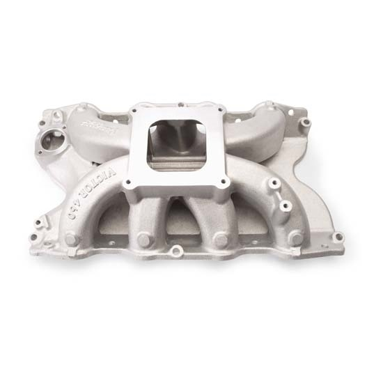 Ford Performance Engine Block 460 Svo Cast Iron: Edelbrock 2966 Victor Intake Manifold, Ford 429/460