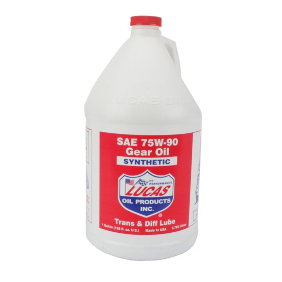 lucas oil 10048 sae 75w90 synthetic racing gear oil 1. Black Bedroom Furniture Sets. Home Design Ideas