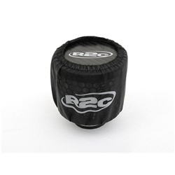 R2C Performance R2C0210A20 Engine Breather Pre-Filter, Black