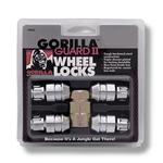 Garage Sale - Gorilla Automotive 12mm-1.25 Acorn Lug Nuts with Key