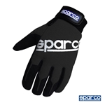 Sparco Meca 2 Gloves, Size Small